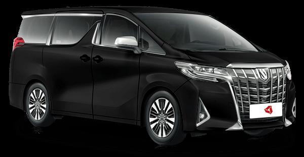 Купить Toyota Alphard