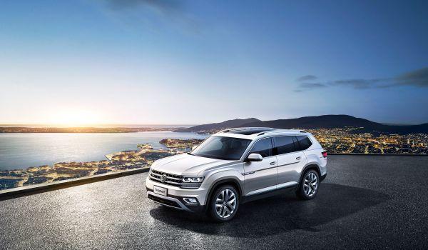 Volkswagen Teramont 2020